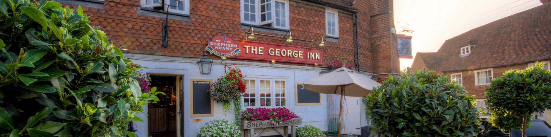 George Inn, Leeds, Maidstone